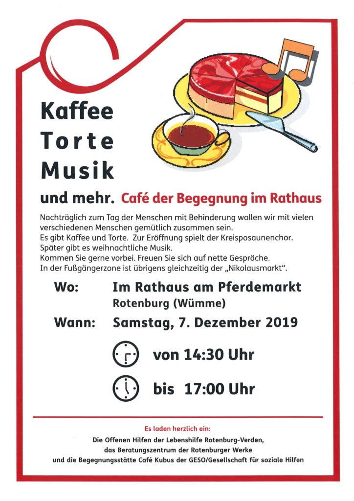 Cafe Der Begegnung
